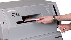 Fichet Group - Safes and vaults - DFX Deposit safe