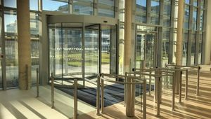 Fichet Group - GlasStile RA - Entrance control