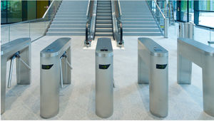 Fichet Group - Turnstile - Entrance Control