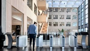 Fichet Group - Speedstiles - Entrance Control