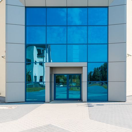 Fichet Group - Office building access